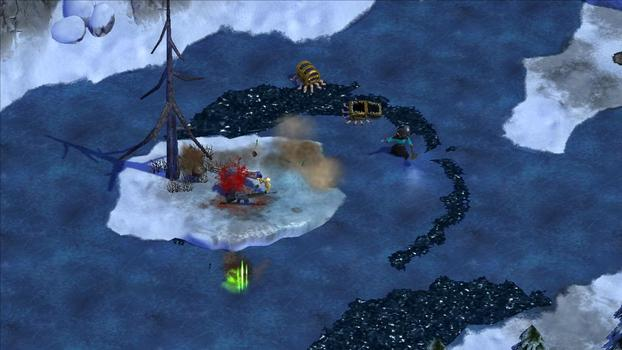 Magicka: Frozen Lake DLC on PC screenshot #5