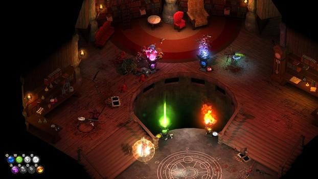 Magicka: Grimnir's Laboratory on PC screenshot #5