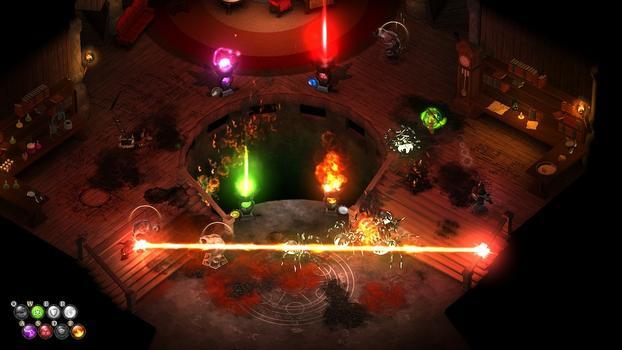 Magicka: Grimnir's Laboratory on PC screenshot #4