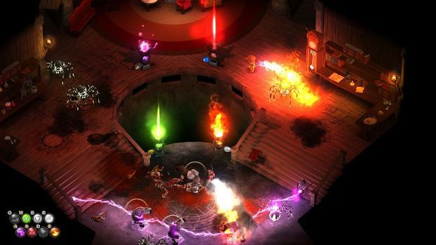 Magicka: Grimnir's Laboratory on PC screenshot #3