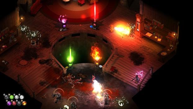 Magicka: Grimnir's Laboratory on PC screenshot #2