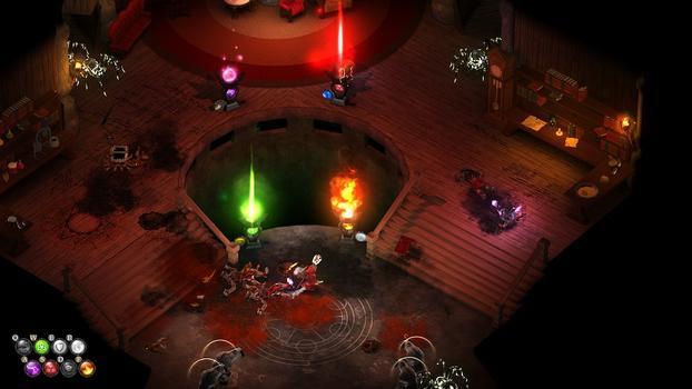 Magicka: Grimnir's Laboratory on PC screenshot #1
