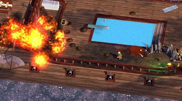 Magicka: Lonely Island Cruise DLC on PC screenshot #1