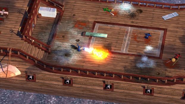 Magicka: Lonely Island Cruise DLC on PC screenshot #3