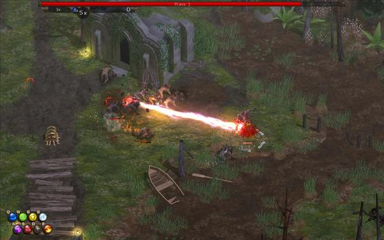 Magicka: Marshlands DLC on PC screenshot #1