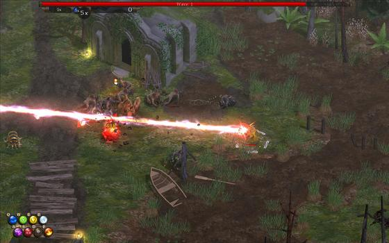 Magicka: Marshlands DLC on PC screenshot #2