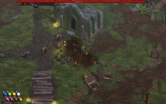 Magicka: Marshlands DLC on PC screenshot #3