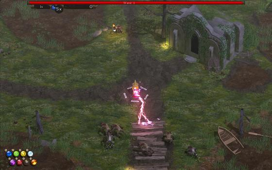 Magicka: Marshlands DLC on PC screenshot #4