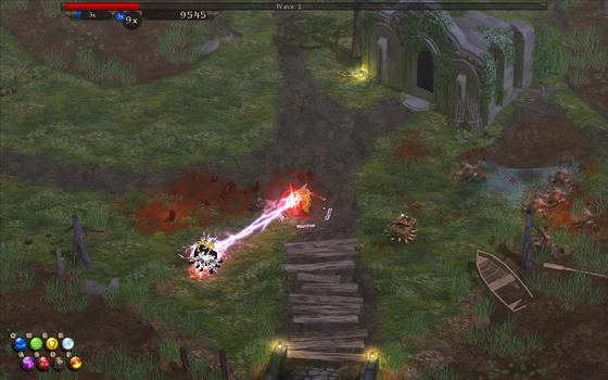 Magicka: Marshlands DLC on PC screenshot #5