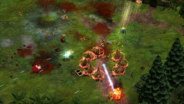 Magicka: Nippon DLC on PC screenshot #2