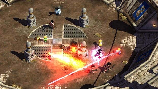 Magicka: Nippon DLC on PC screenshot #3