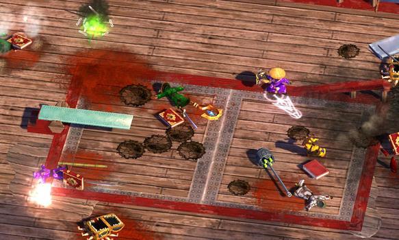 Magicka: Peculiar Gadgets Item Pack DLC on PC screenshot #4