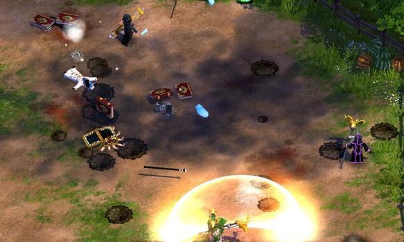 Magicka: Peculiar Gadgets Item Pack DLC on PC screenshot #3