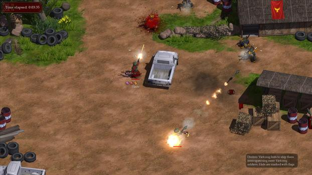 Magicka: Vietnam DLC on PC screenshot #4