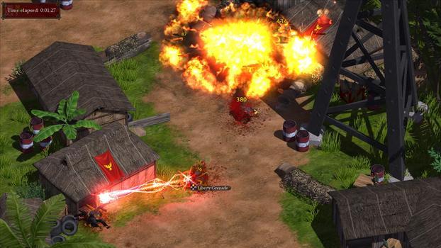 Magicka: Vietnam DLC on PC screenshot #5