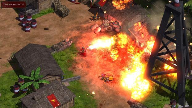 Magicka: Vietnam DLC on PC screenshot #6