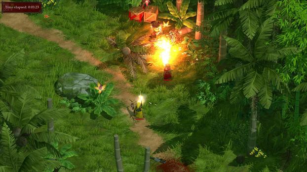 Magicka: Vietnam DLC on PC screenshot #7