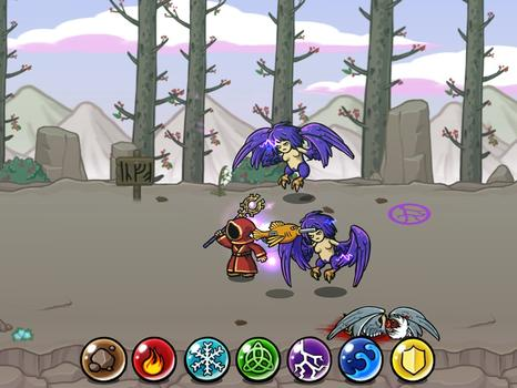 Magicka: Wizards of the Square Tablet  on PC screenshot #4
