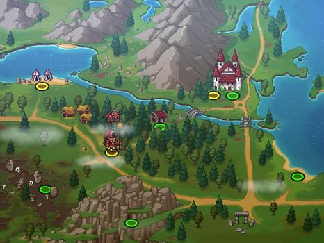 Magicka: Wizards of the Square Tablet  on PC screenshot #3