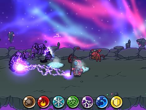 Magicka: Wizards of the Square Tablet  on PC screenshot #1