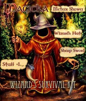 Magicka: Wizard's Survival Kit DLC