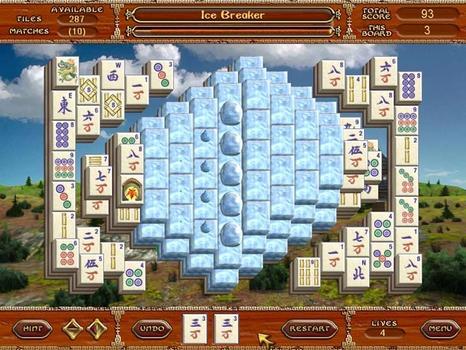 Mah Jong Quest II on PC screenshot #1