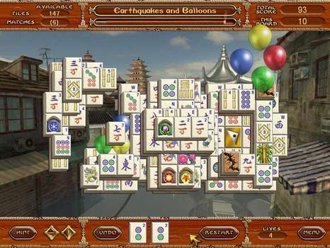 Mah Jong Quest II on PC screenshot #2