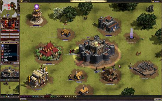 Majesty Gold on PC screenshot #1