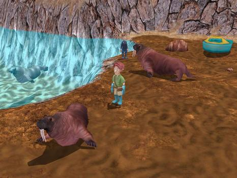 Marine Park Empire on PC screenshot #1