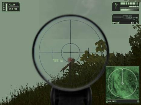 Marine Sharpshooter II: Jungle Warfare on PC screenshot #3