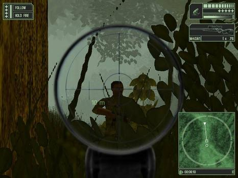 Marine Sharpshooter II: Jungle Warfare on PC screenshot #2