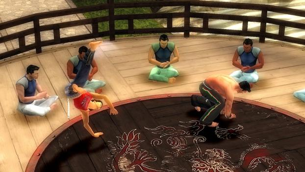 Martial Arts: Capoeira on PC screenshot #6