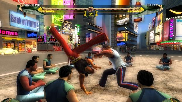 Martial Arts: Capoeira on PC screenshot #3