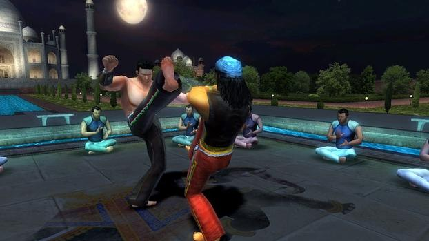 Martial Arts: Capoeira on PC screenshot #1