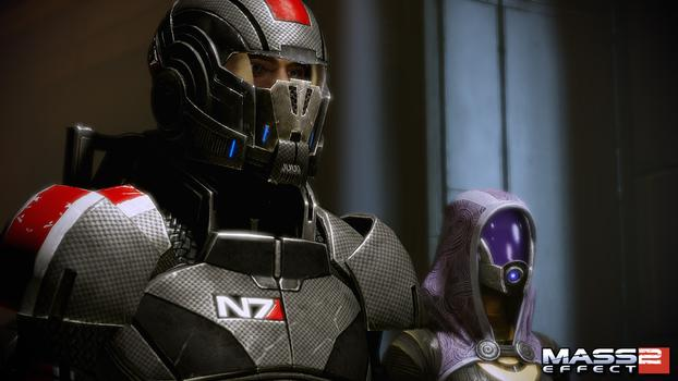 Mass Effect 2: Digital Deluxe (NA) on PC screenshot #1