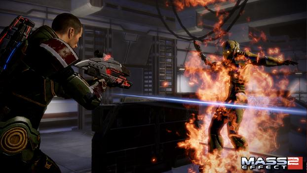 Mass Effect 2 (NA) on PC screenshot #5
