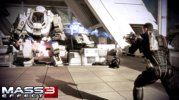 Mass Effect 3 on PC screenshot #3