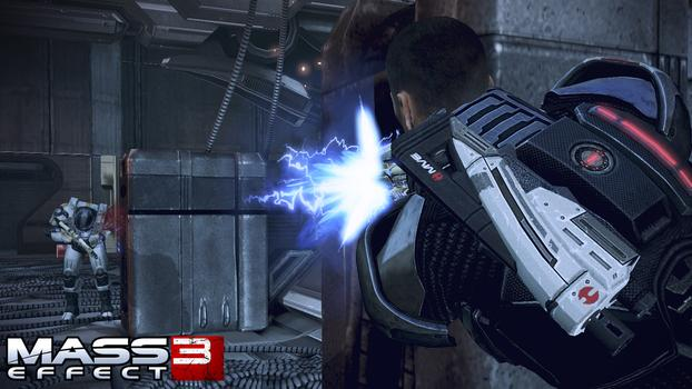 Mass Effect 3 on PC screenshot #2