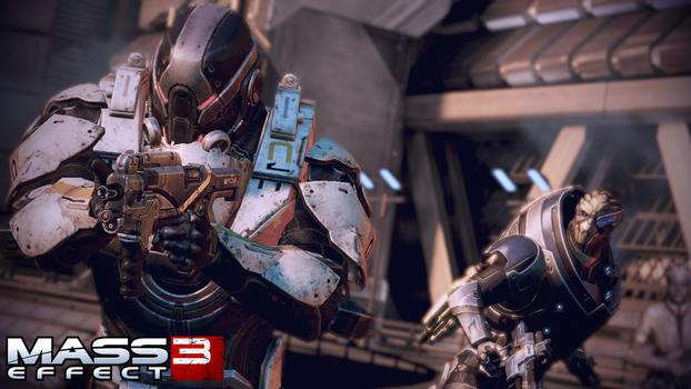 Mass Effect 3 on PC screenshot #1