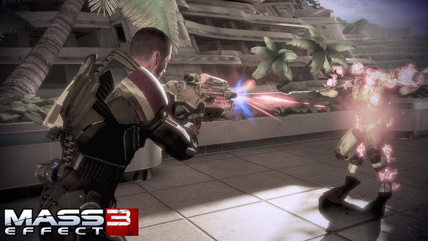 Mass Effect 3 on PC screenshot #5
