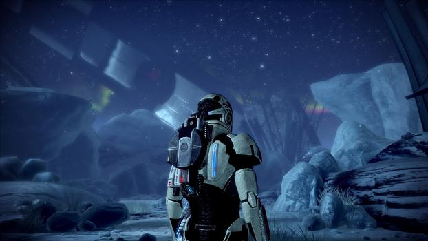 Mass Effect (NA) on PC screenshot #5