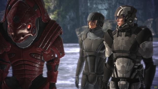 Mass Effect (NA) on PC screenshot #4