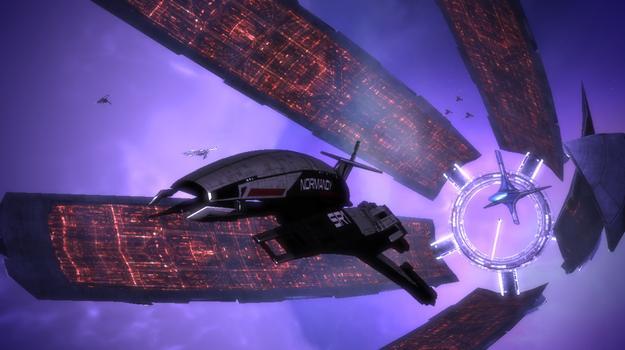 Mass Effect (NA) on PC screenshot #3