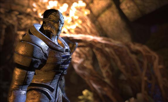 Mass Effect (NA) on PC screenshot #1