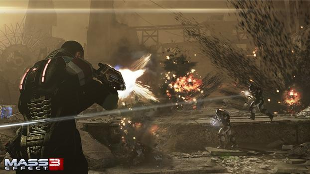 Mass Effect Trilogy (NA) on PC screenshot #6
