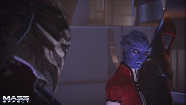 Mass Effect Trilogy (NA) on PC screenshot #1