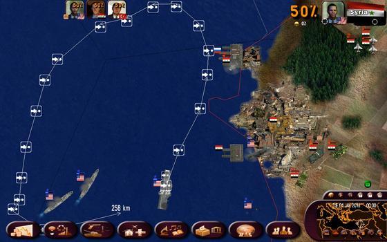 Masters of the World - Geopolitical Simulator 3 on PC screenshot #3