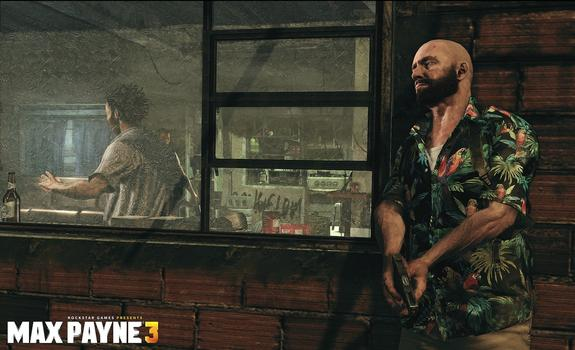 Max Payne 3: Rockstar Pass on PC screenshot #2