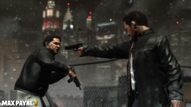 Max Payne 3: Rockstar Pass on PC screenshot #1