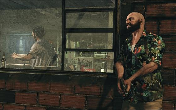 Max Payne 3 on PC screenshot #2